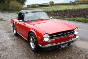 Picture of TR6 1971 150 BHP WITH OVERDRIVE. VERY SOLID CAR SOLD