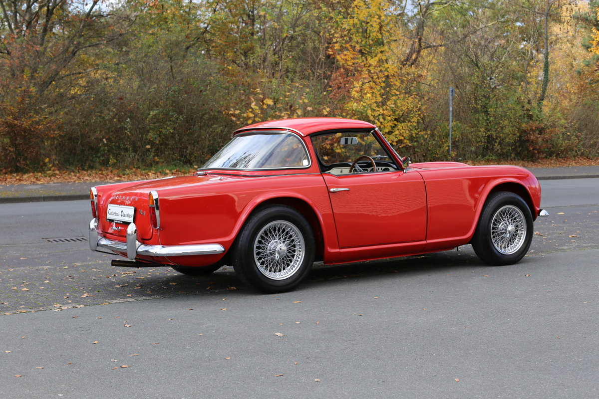 1962 An original Surrey TR4 - trophy winner from the nineties For Sale (picture 2 of 6)