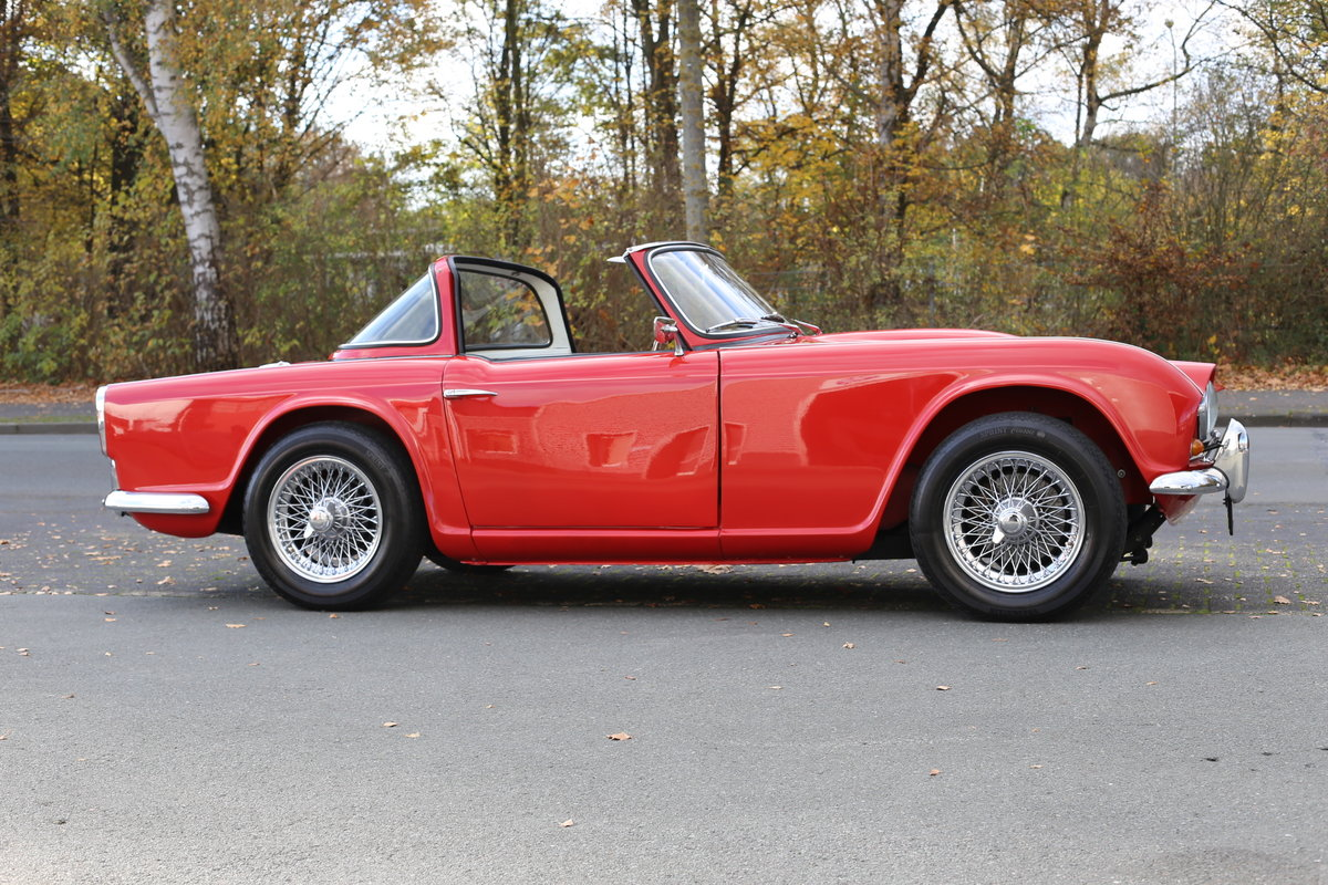 1962 An original Surrey TR4 - trophy winner from the nineties For Sale (picture 5 of 6)