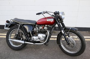 Picture of 1972 Triumph T100R Daytona 500cc - Matching
