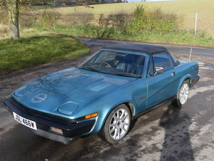 Picture of 1980 Triumph TR7 Sprint Convertible SOLD
