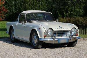 Picture of 1962 rhd Triumph TR4 For Sale