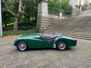 Picture of 1958 TRIUMPH TR3A ROADSTER For Sale