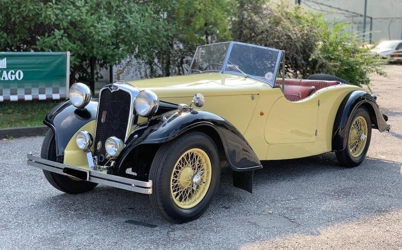 1935 Triumph Vitesse Gloria Southern Cross RHD For Sale (picture 1 of 6)