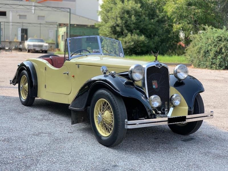 1935 Triumph Vitesse Gloria Southern Cross RHD For Sale (picture 4 of 6)