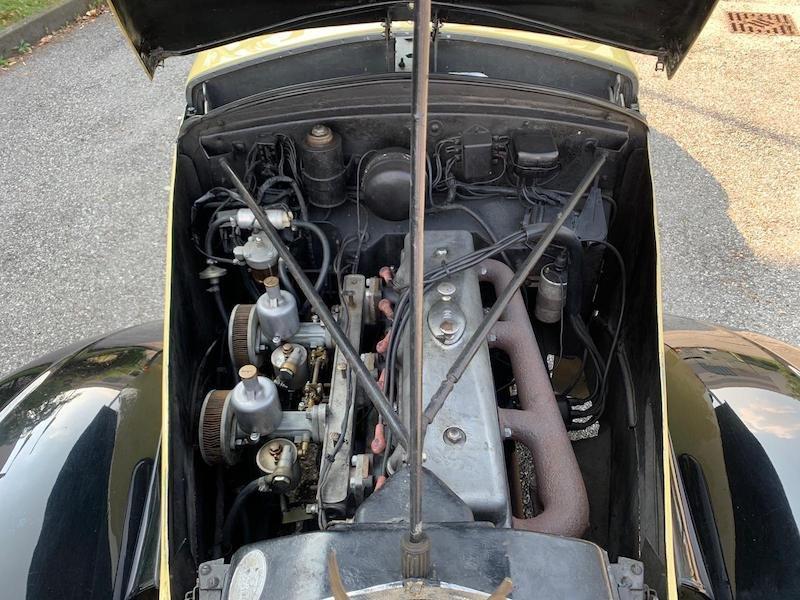 1935 Triumph Vitesse Gloria Southern Cross RHD For Sale (picture 6 of 6)