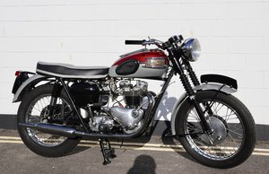 Picture of 1962  Triumph Trophy TR6SS 650cc Pre-Unit - Very Rare