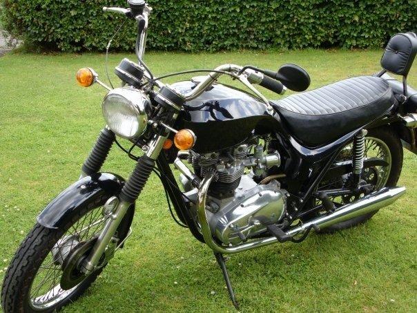 Picture of 1978 Triumph  Bonneville T140V For Sale