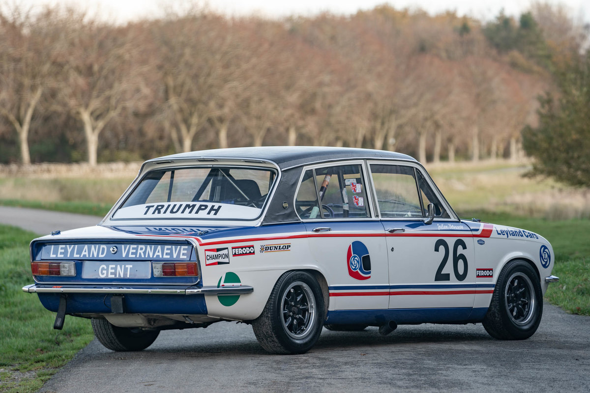 1976 Triumph Dolomite Sprint Gr.1 ex-Works For Sale (picture 2 of 6)