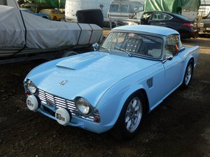 Picture of 1966 Lightweight works Triumph TR4 Replica For Sale