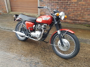 Picture of 1971 Triumph T100R 500 Daytona - SOLD SOLD