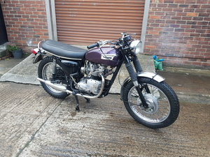 Picture of 1970 Triumph T100C - Sold, awaiting collection SOLD