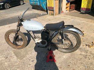TRIUMPH T20 TIGER CUB PROJECT OR SPARES