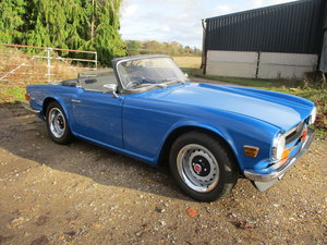 Picture of 1971 Triumph TR6 Pi 150BHP Overdrive SOLD