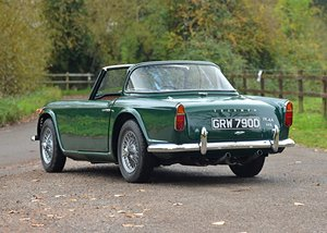 Picture of 1966 Triumph TR4A IRS SOLD by Auction
