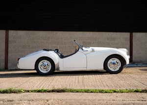Picture of 1956 Triumph TR3 SOLD by Auction
