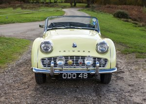 Picture of 1959 Triumph TR3A SOLD by Auction
