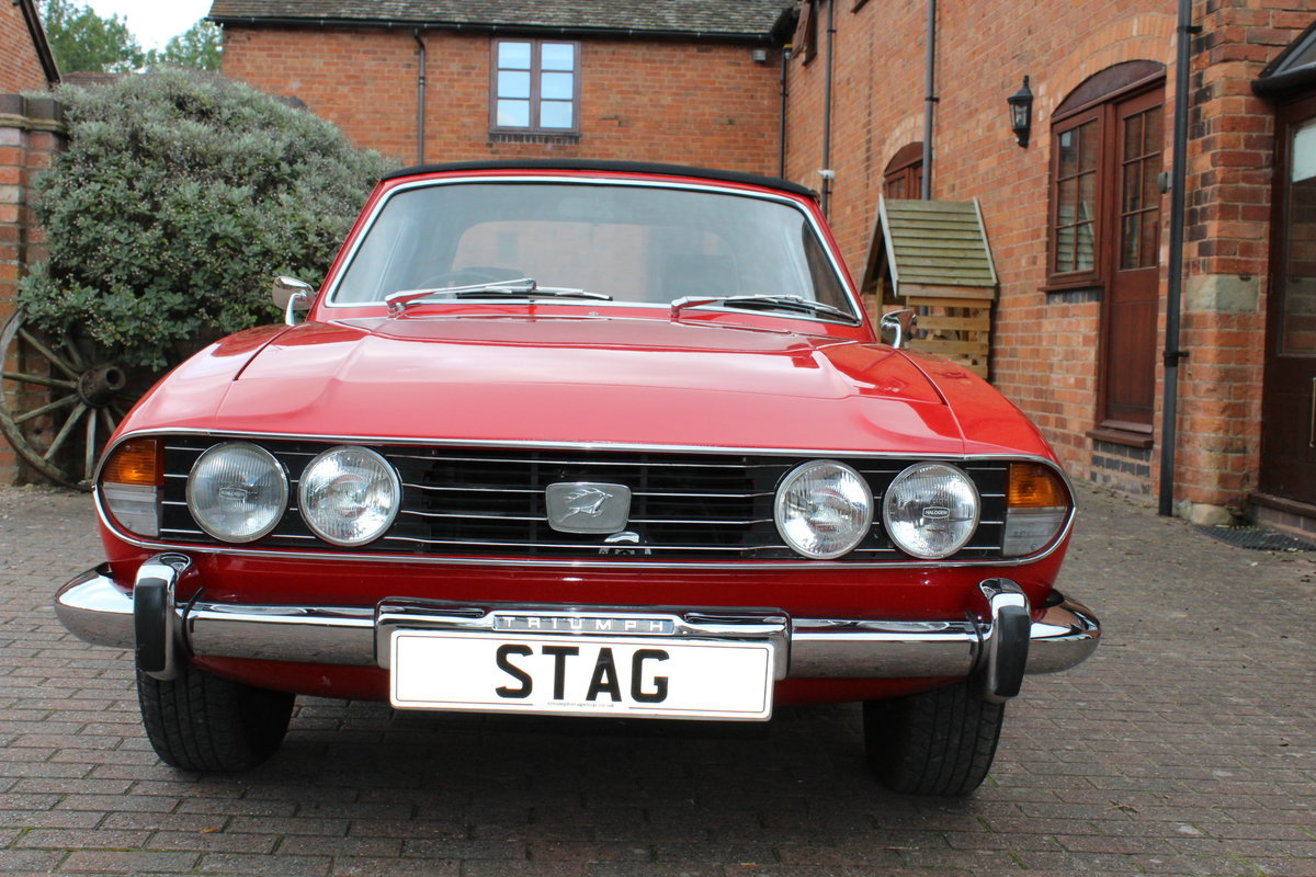 1973 Your Triumph Stag Wanted. For Sale (picture 1 of 6)