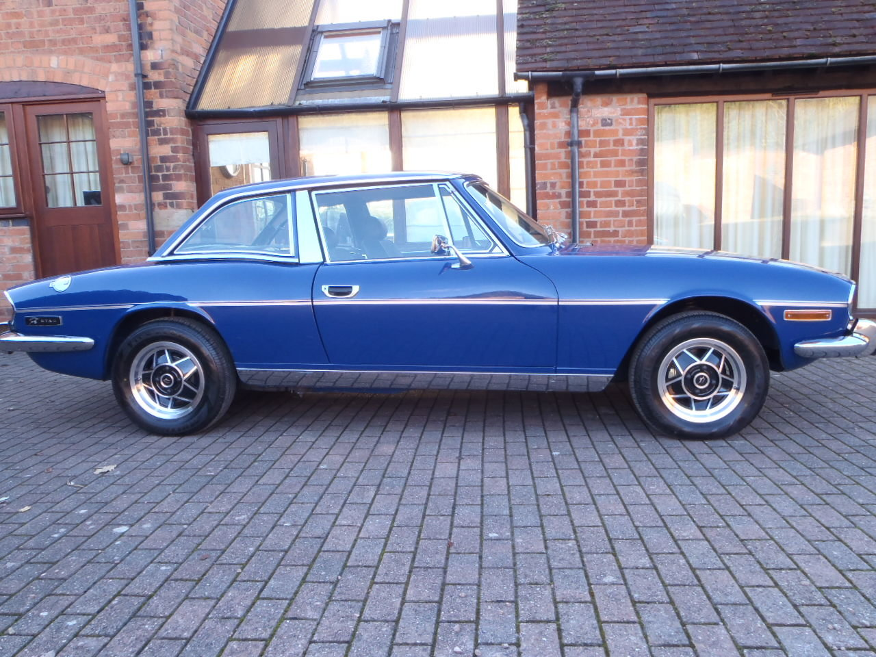 1973 Your Triumph Stag Wanted. For Sale (picture 2 of 6)