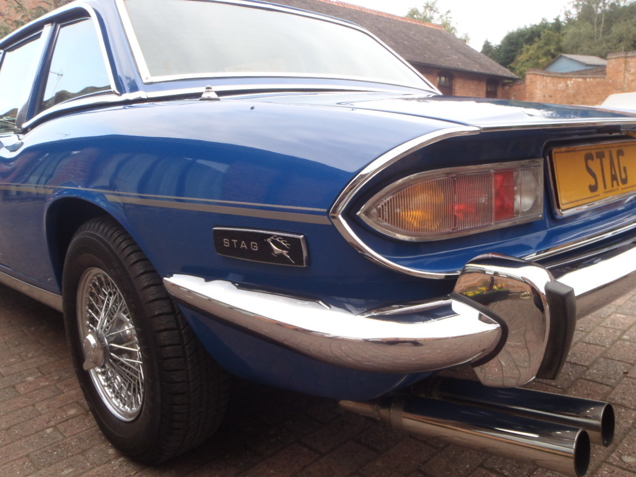 1973 Your Triumph Stag Wanted. For Sale (picture 6 of 6)