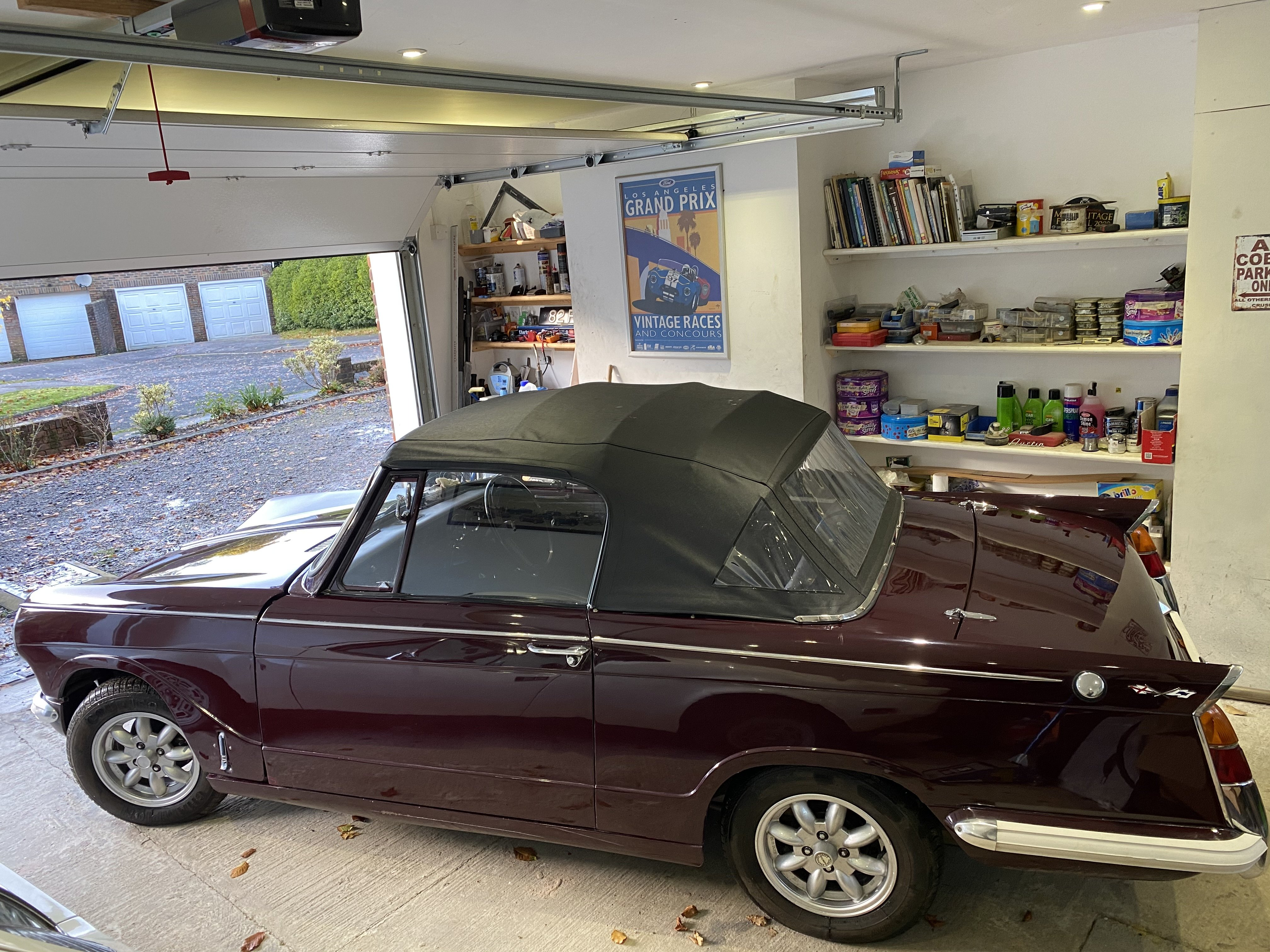 1969 Triumph Herald 13/60 Convertible For Sale (picture 3 of 6)
