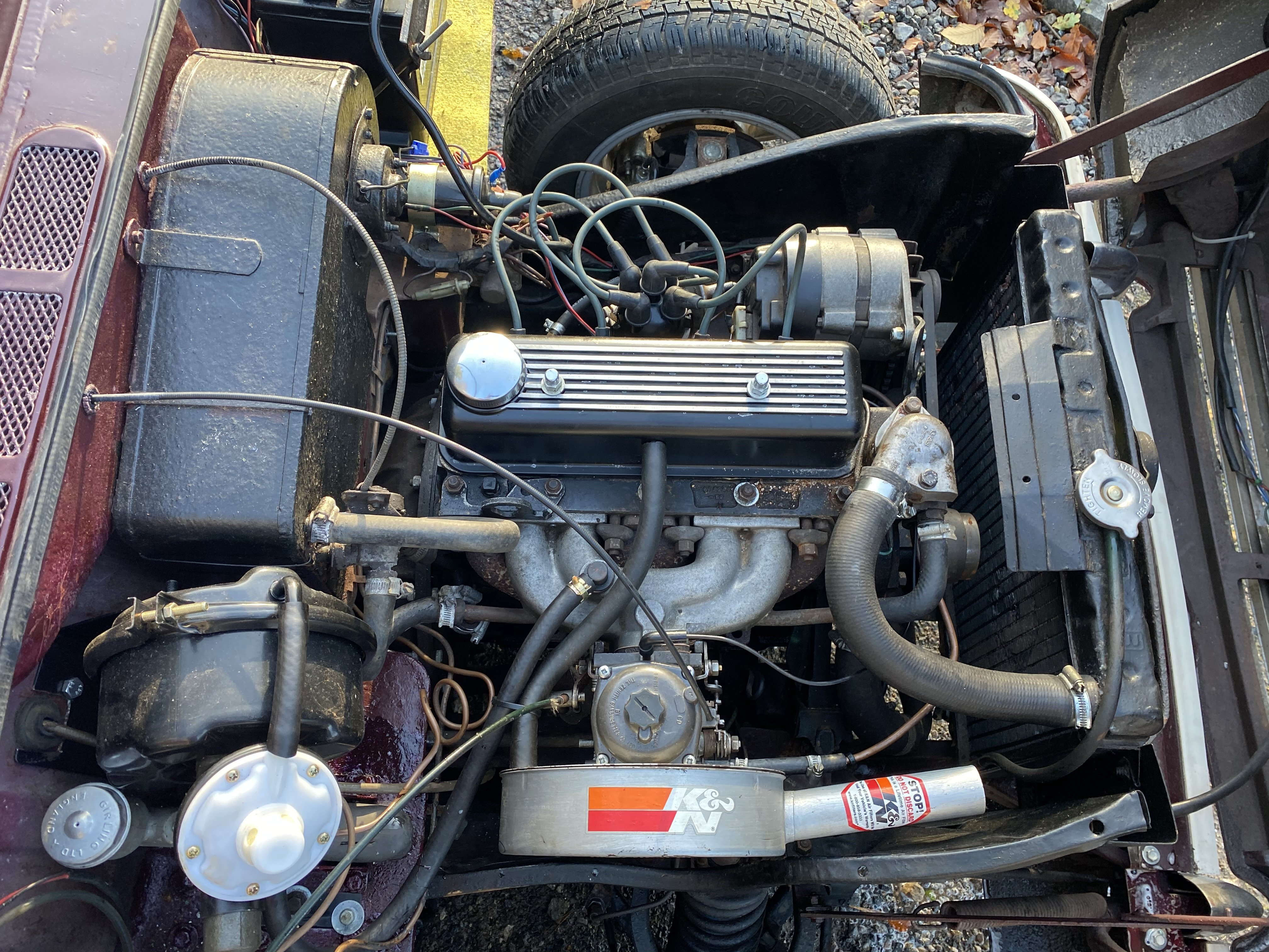 1969 Triumph Herald 13/60 Convertible For Sale (picture 4 of 6)