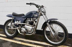 1964 Triumph Rickman Metisse Scrambler 750cc Pre-Unit
