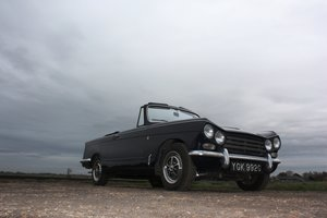 Picture of 1969 TRIUMPH VITESSE MK II 2 LTR CONVERTIBLE SOLD