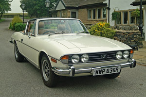 Picture of 1976 Triumph Stag Hire Yorkshire | Rent a Stag For Hire