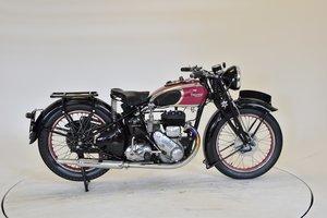 1937 Triumph 6S De Luxe 600cc
