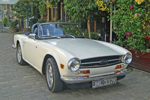 Picture of 1971 Triumph TR6 Hire Yorkshire | Hire a TR6 For Hire