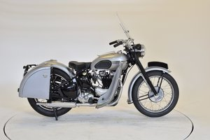 Picture of 1950  Triumph T100 Tiger 500cc