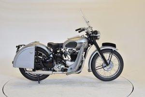 1950 Triumph T100 Tiger 500cc
