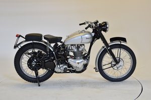 1954 Triumph TR5 Trophy ISDT
