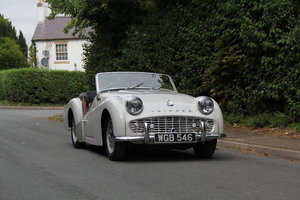 Picture of 1959 Triumph TR3A, Beautifully aged restoration For Sale