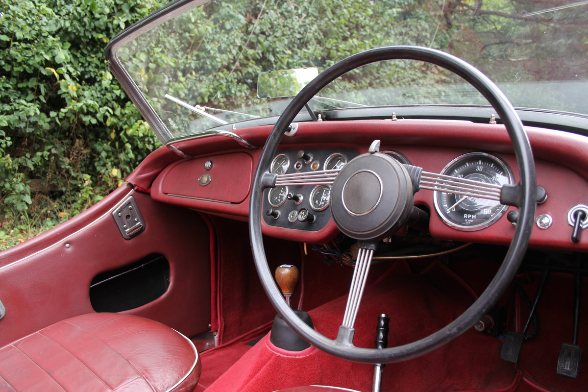 1959 Triumph TR3A, Beautifully aged restoration For Sale (picture 7 of 16)