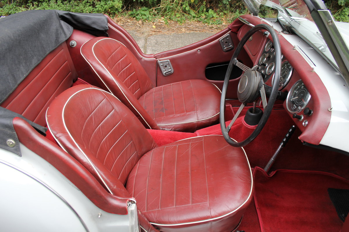 1959 Triumph TR3A, Beautifully aged restoration For Sale (picture 8 of 16)