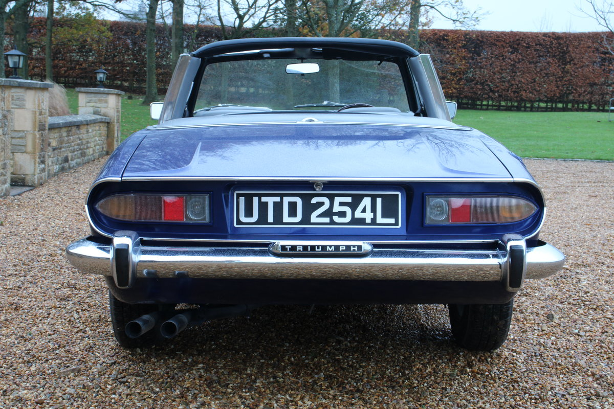 1972 TRIUMPH STAG MANUAL For Sale (picture 8 of 20)
