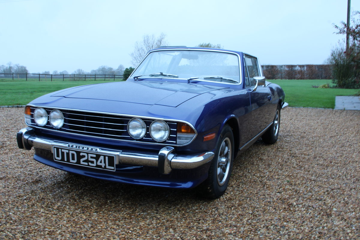 1972 TRIUMPH STAG MANUAL For Sale (picture 10 of 20)