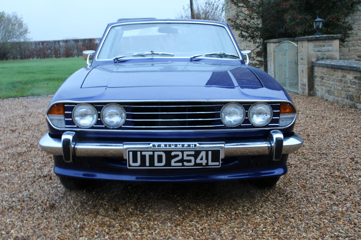 1972 TRIUMPH STAG MANUAL For Sale (picture 11 of 20)