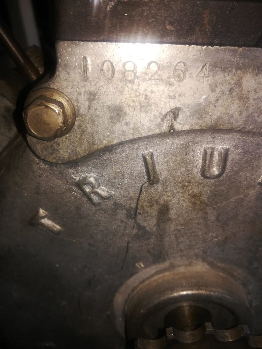 1920 Engine triumph 500 complete For Sale (picture 3 of 3)