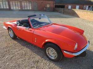 Picture of 1981 TRIUMPH SPITFIRE  1500 - ORIGINAL UNRESTORED 63K FROM NEW For Sale