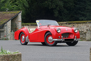 Picture of 1955 TRIUMPH TR 2 For Sale by Auction