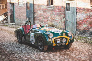 Picture of 1955 TRIUMPH TR2 PKV 693 For Sale by Auction