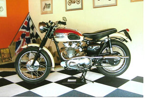1958 Triumph TR6