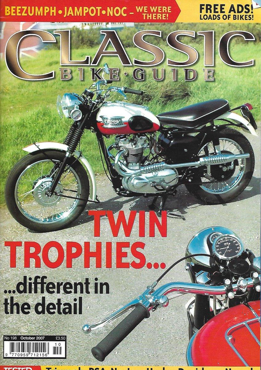1958 Triumph TR6 For Sale (picture 2 of 2)