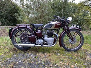 1938 Triumph Speed Twin