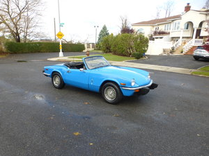 Picture of 1978 Triumph Spitfire With Overdrive Two Tops Presentable For Sale