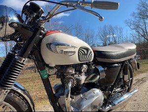 Triumph Bonneville T120R 650cc