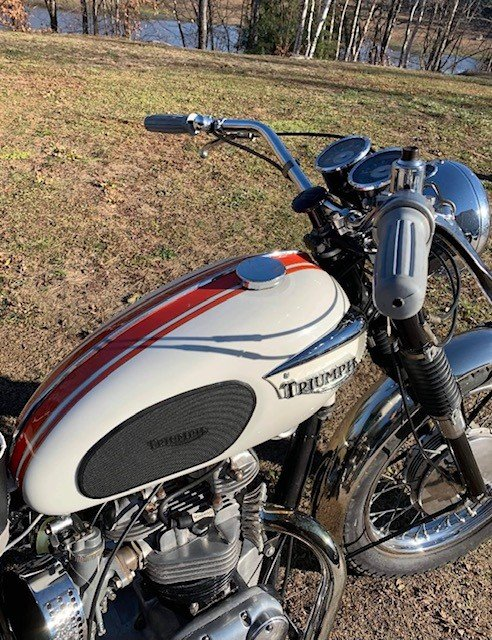 1966 Triumph Bonneville T120R 650cc For Sale (picture 6 of 6)